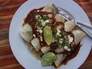 spinach enchiladas 2