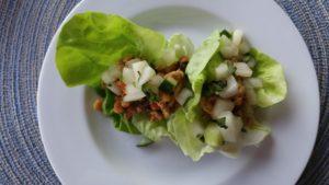 chicken lettuce 2
