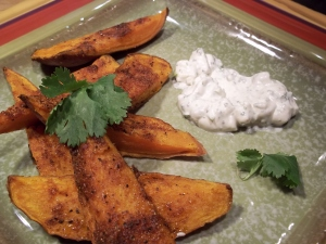 sweet potato skins with ras al hanout (9)