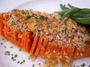 hasselback sweet potatoes (8)